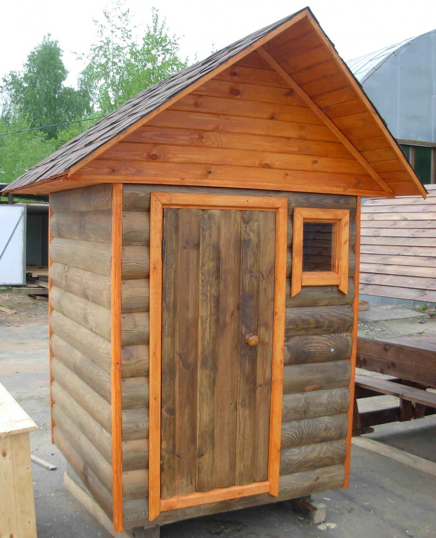 Крыша для туалета своими руками 678